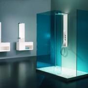 Ванная комната хай-тек