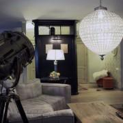 Варианты освещения в гостиной