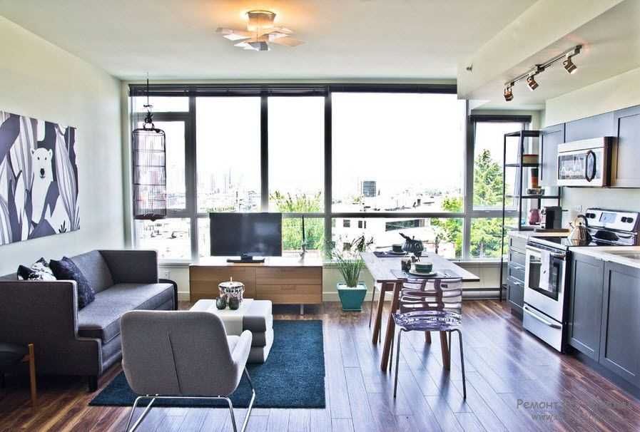 Как увеличить площадь в квартире