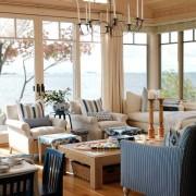 Варианты обустройства квартиры в морском стиле