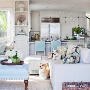 Советы по обустройству квартиры в морском стиле