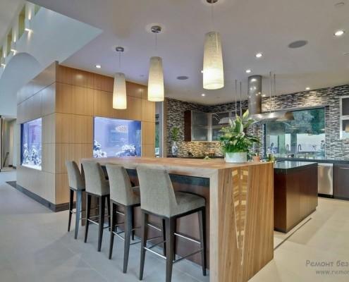 Кухня Арт фото
