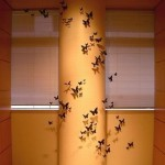 Бабочки декорирование