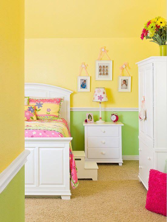 Варианты и идей для спальной комнаты подростка