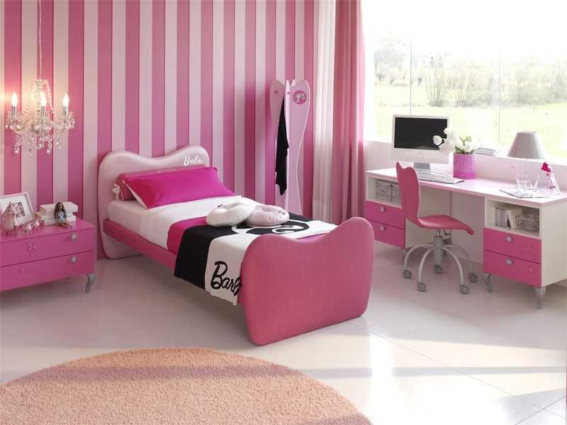 Дизайн спальни для дочки примеры оформления