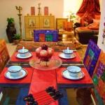 Кухня/столовая индия