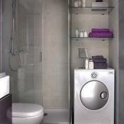 Стиральна машинка куда поставить в хрущевке ванная
