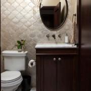 Изысканный интерьер ванной