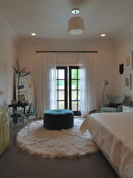 Необычное оформление комнаты для девочки