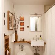 Как оформить маленькую ванную