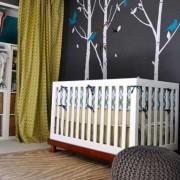 Зонирование детская гостиная