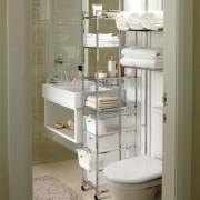 Как увеличить функционал ванной комнаты