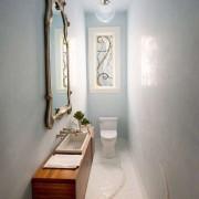 Красивые небольшие ванные