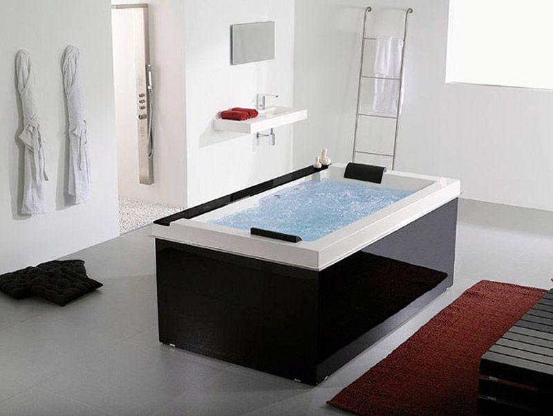 Ванная комната hi-tech фото