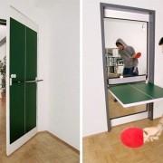 Дверь/теннисный стол