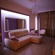 Подсветка декоративная дивана