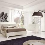 Арт-Деко в спальне красивая мебель