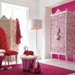 Интерьер комнаты для дочки