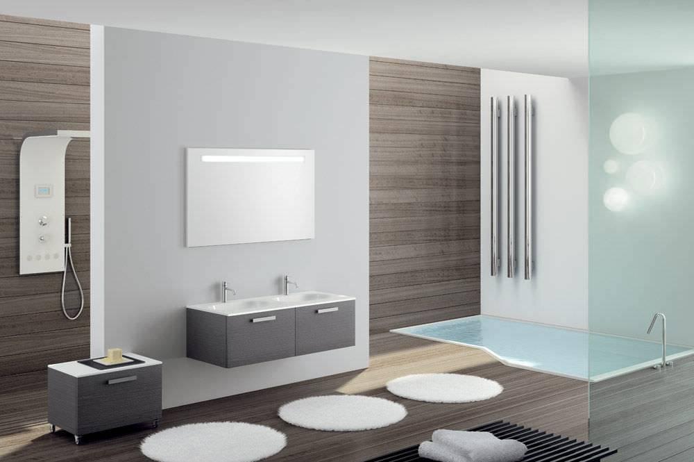 Ванная hi-tech фото