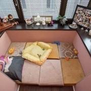 Балкон кровать