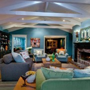Идеи комнат в морском стиле