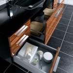 Мебель для ванной Арт-Деко