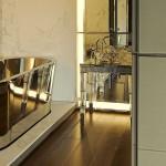 Золотая ванная Арт-Деко