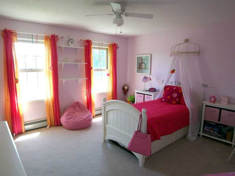 Советы по обустройству комнаты для дочки