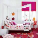 Комната в розовых оттенках