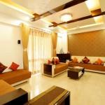 Дом в индийском стиле