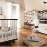 Зонирование детской комнаты и гостиной