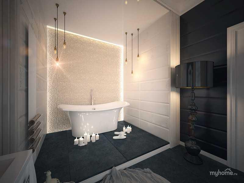 Фото ванных комнат арт-деко