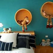 Оригинальный полки для спальни