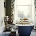 Интерьере ванной комнаты винтаж фото