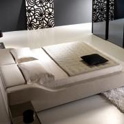 Спальня hi-tech фото в интерьере