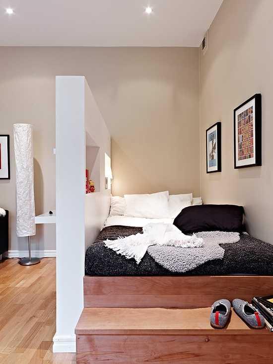 Зонирование гостиной комнаты, Идеи дизайна и варианты зонирования