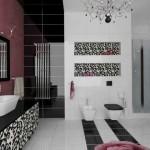 арт-деко ванная комната