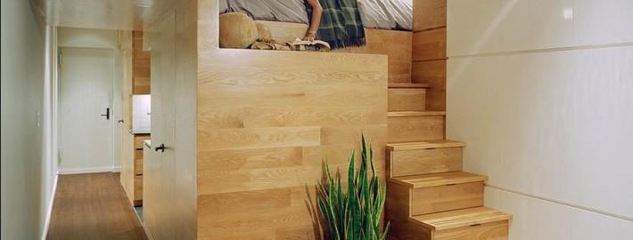 Советы по визуальному увеличению маленькой квартиры