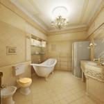 классика ванная комната