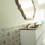 винтаж ванная комната