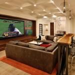 Современная мебель в интерьере гостиной