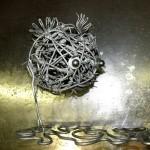 Использование металла в интерьере