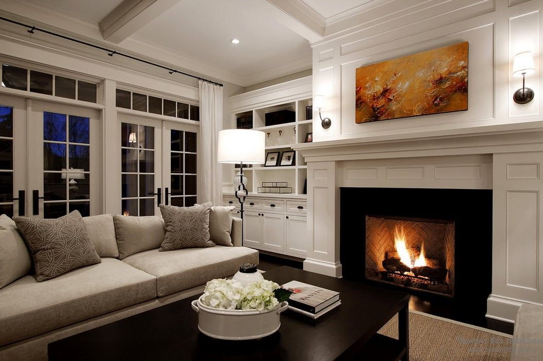 30 for Living room decor ideas houzz