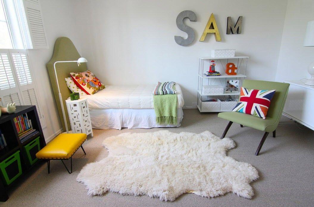 Алфавит в интерьере, Как украсить комнату буквами, Идеи для декора