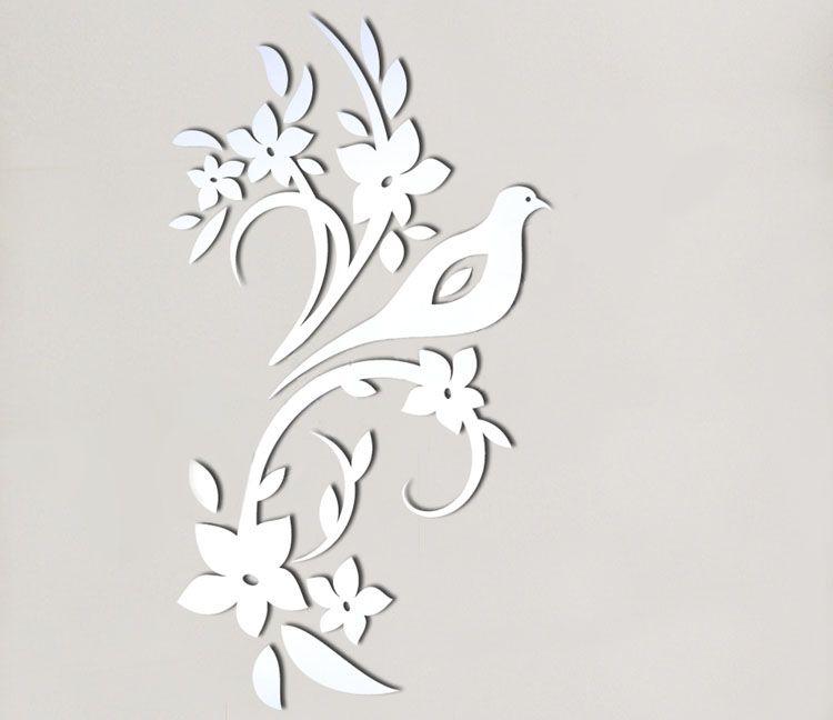 Наклейка голубь