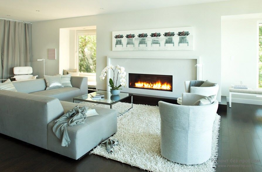 Белый диван-трансформер