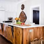 Интерьер и дизайн деревянной кухни