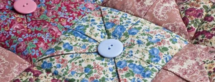 Лоскутное шитье в интерьере — Пэчворк