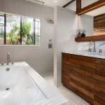 35 оригинальных идей по дизайну интерьера деревянной ванной комнаты