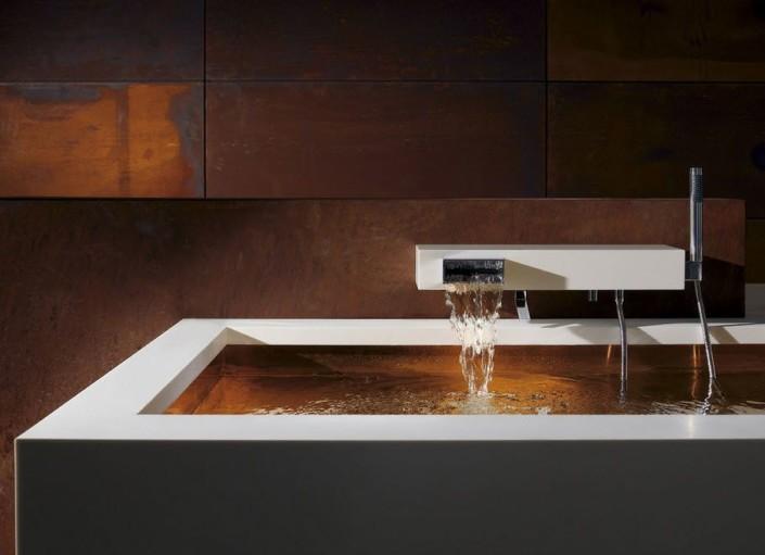 Ванная минимализм
